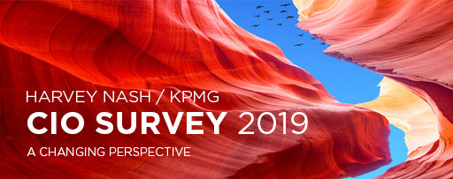 Harvey Nash / KPMG CIO Survey 20190