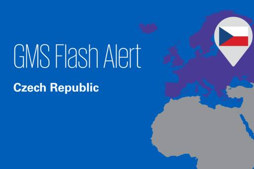 Flash Alert - Czech Republic