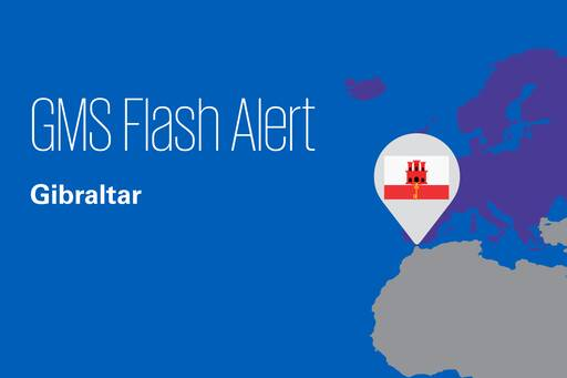 Flash Alert - Gibraltar