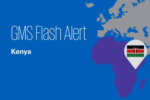 Flash Alert - Kenya