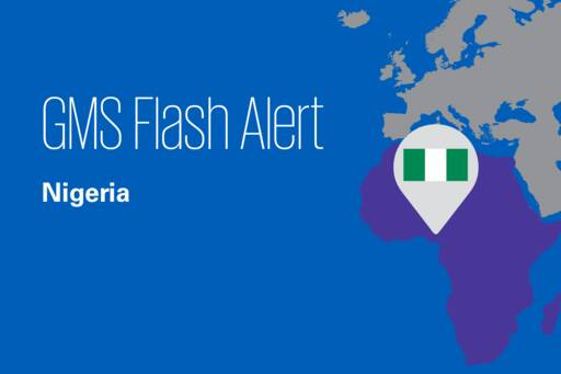 Flash Alert - Nigeria