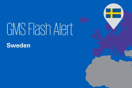 Flash Alert - Sweden