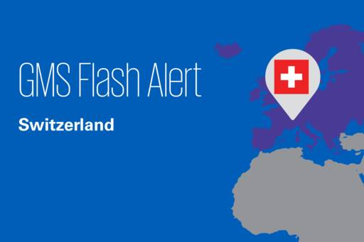 Flash Alert - Switzerland