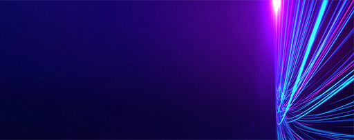 Pink and neon lights - purple background