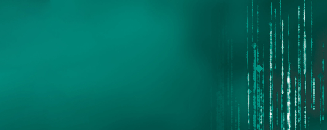 Teal green texture vertical lines