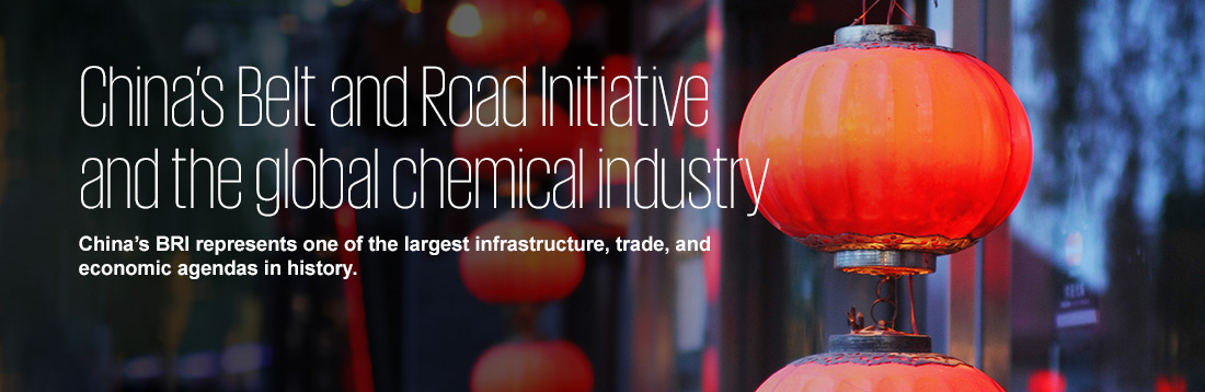 China's Belt and Road Initiative and the global chemical industry