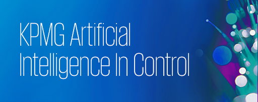 KPMG Artificial Intelligence In Control - Text overlay