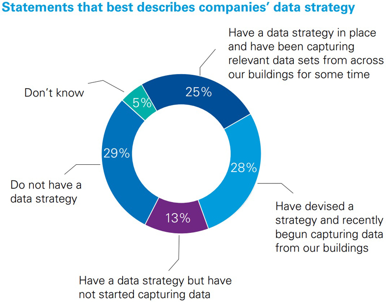 Statements describing Companies' data strategy
