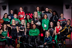 Ireland women in sports