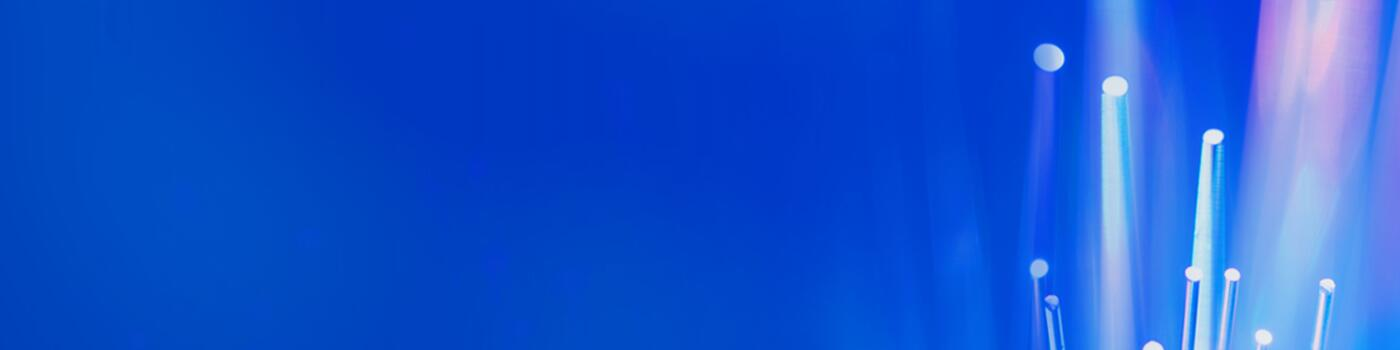Medium blue, solid color background