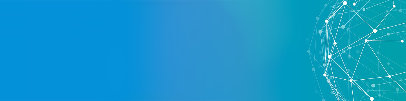 Dotted spherical texture on cyan blue background