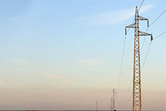 Electric power pole