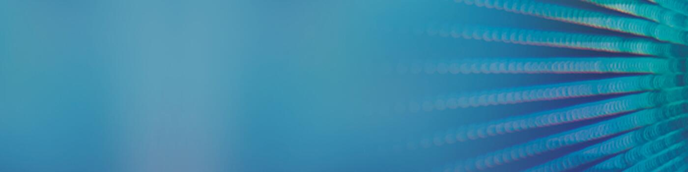 Abstract blue colour image