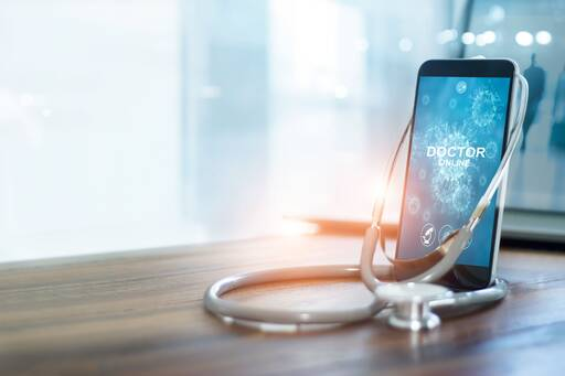 Targeted technology sourcing in the healthcare sector