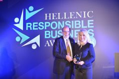 Responsible Business Awards prize