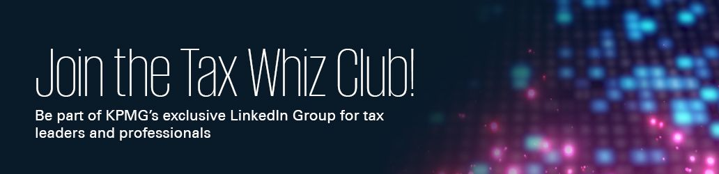 Join the Tax Whiz Club!