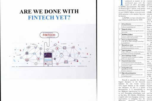 Business Today – Are we done with fintech yet?