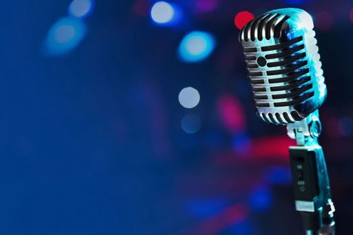 30 Voices: The Next Generation - microphone