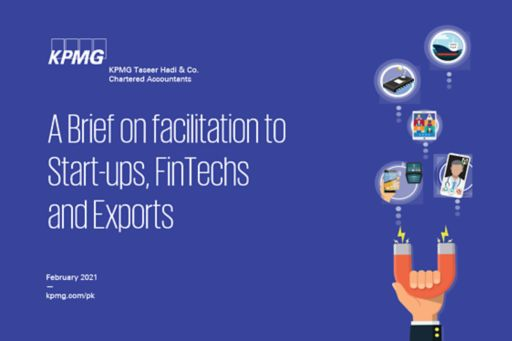 A Brief on Facilitation to Start-ups FinTechs and Exports