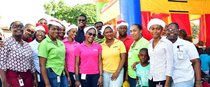 KPMG in Jamaica Early Stimulation Programme 2019