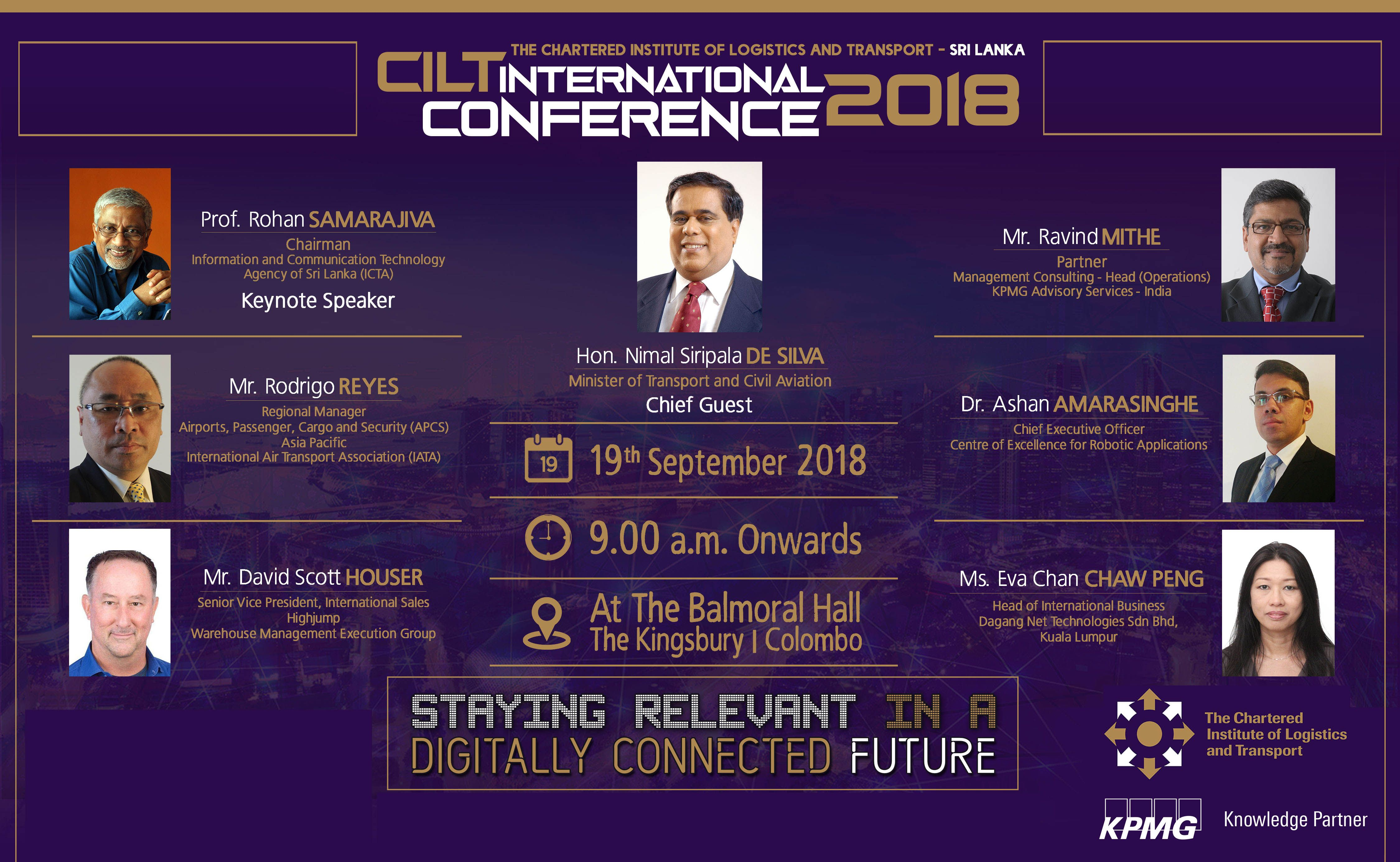 CILT Conference