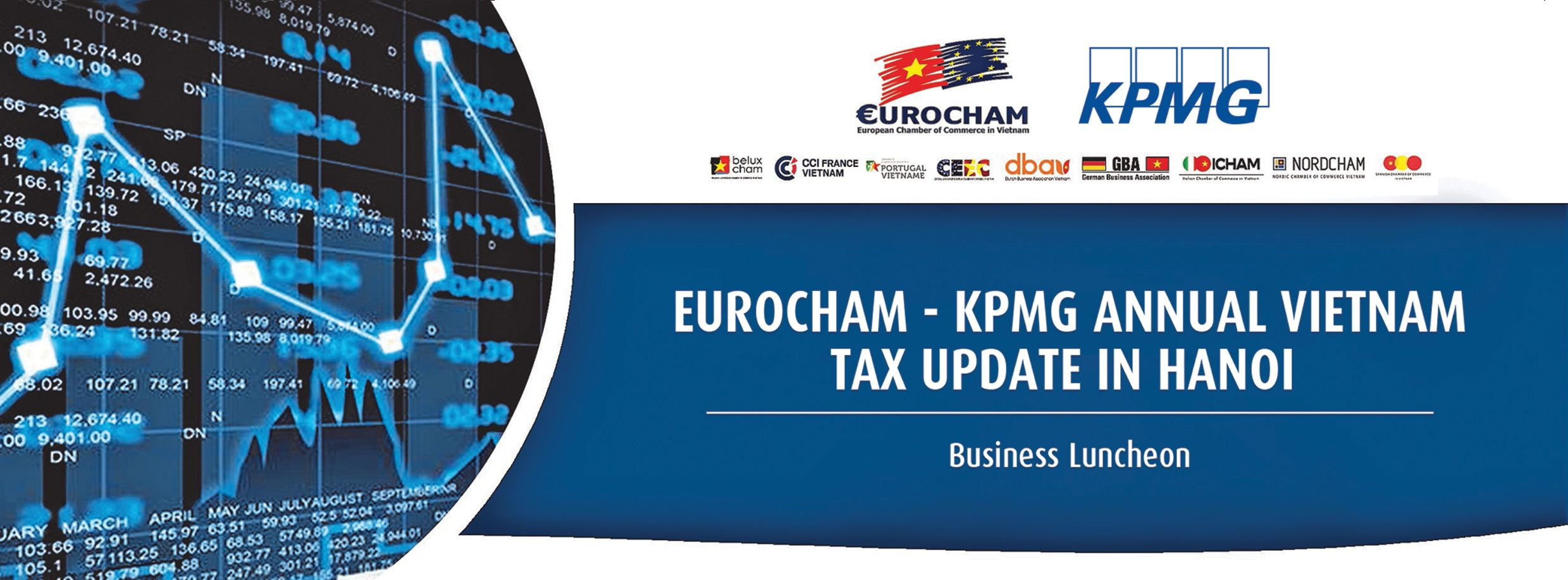 Eurocham - KPMG Annual Vietnam Tax Update in Hanoi