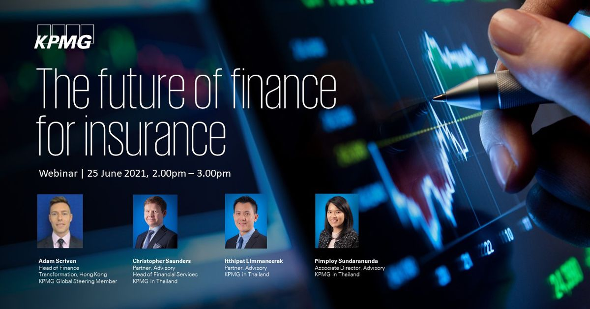 The future of finance for insurance