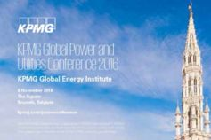 Global Power Utilities Conference 2016 Brussels