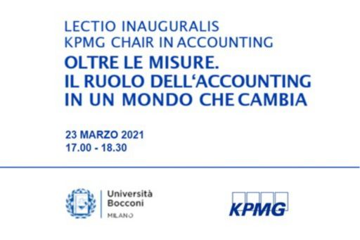 KPMG Chair in Accounting