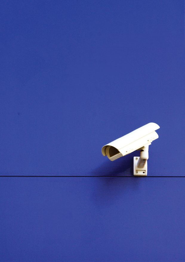 the evolving security system