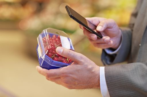 Mobile shopping for groceries