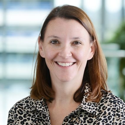 Nathalie Rombouts, Event Manager, KPMG in Brussels