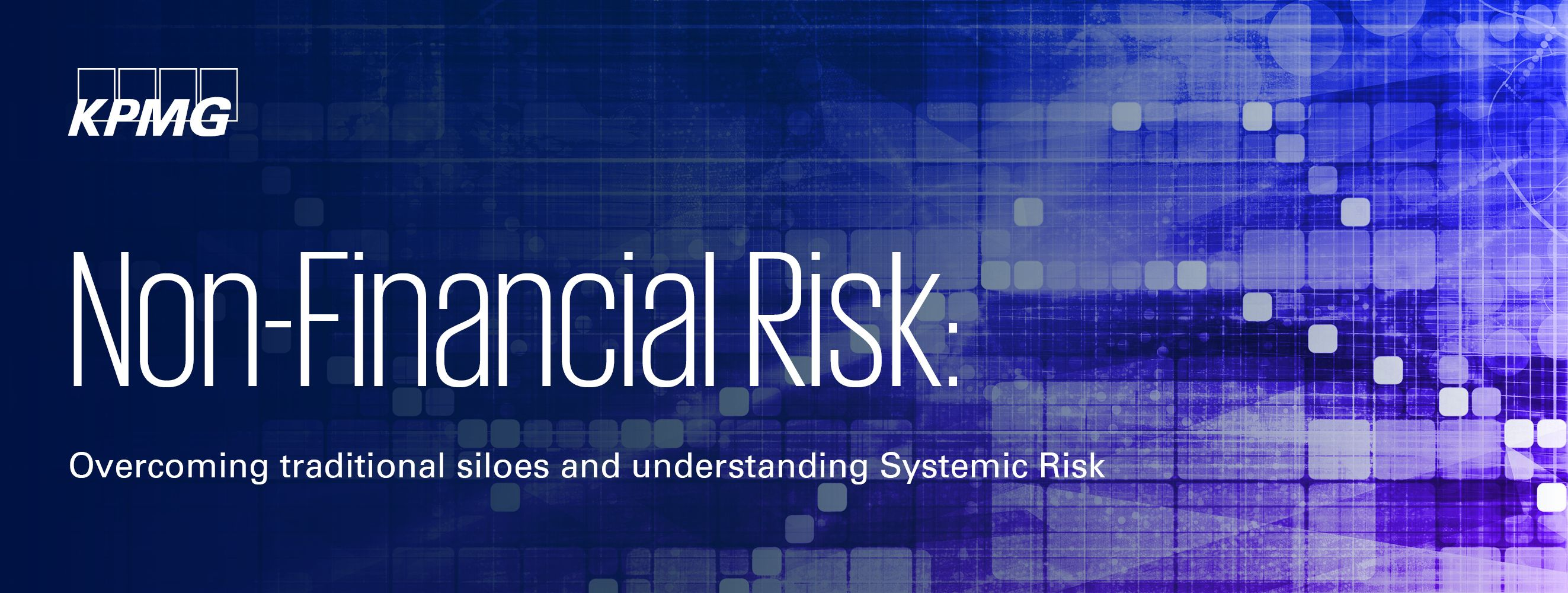 Breakfast: non-financial risk