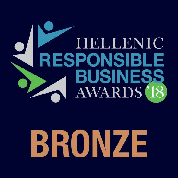 Hellenic Responsible Business Awards 2018