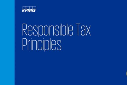 responsible tax Principles