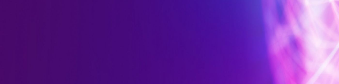 Abstract pink and purple light lines