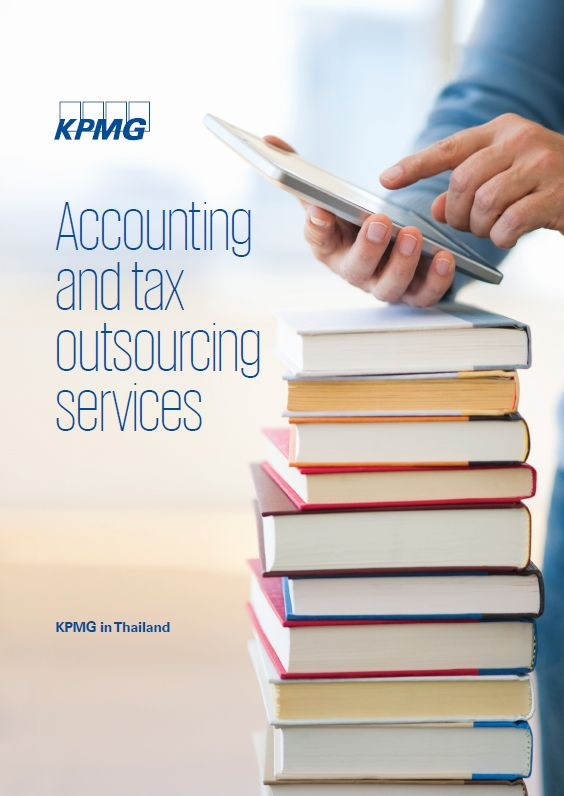 Accounting and tax outsourcing services brochure