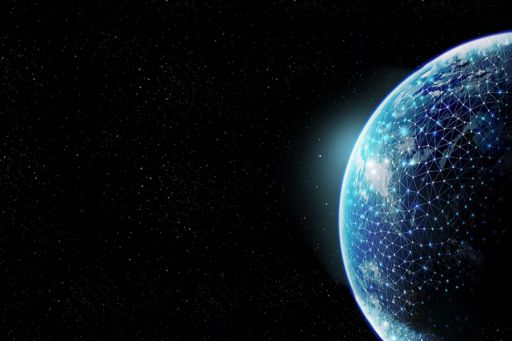 aeoi, planet in space