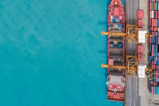 aerial-view-container-ship-from-sea-port