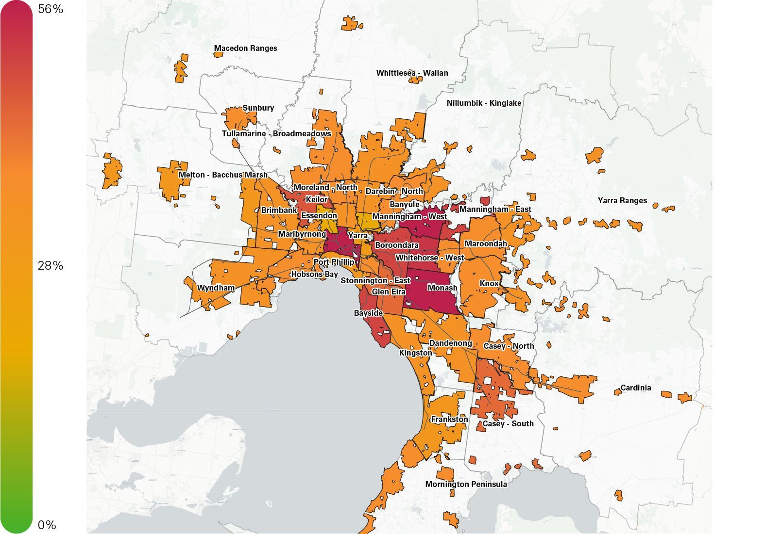 Affordable Housing Index 2018