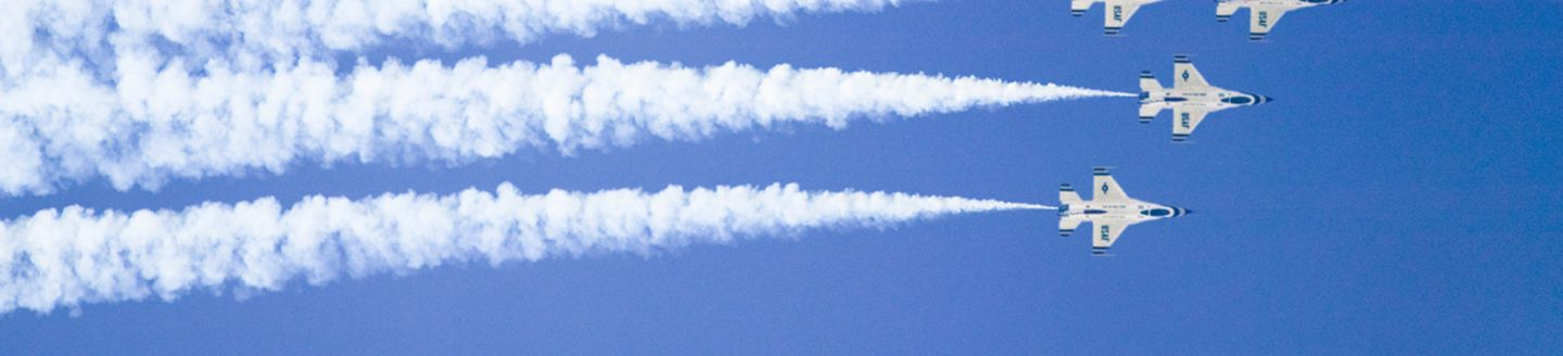 Aircraft in formation