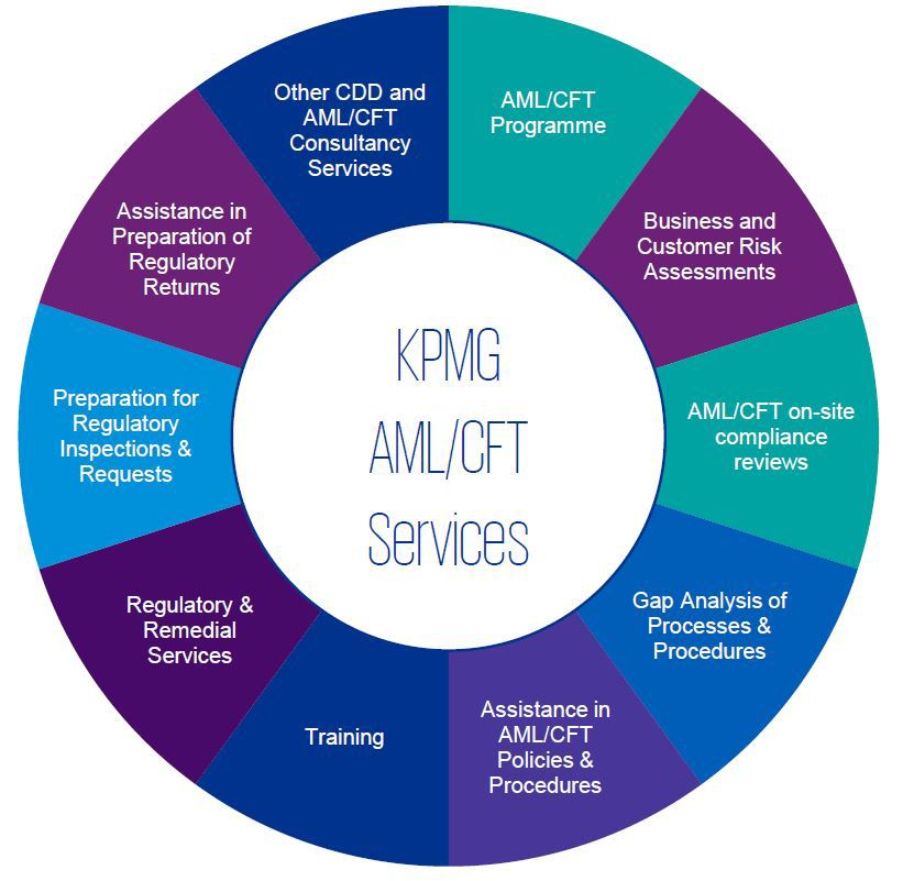 AML and CFT Services