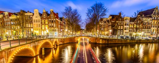 Amsterdam canal - the Netherlands