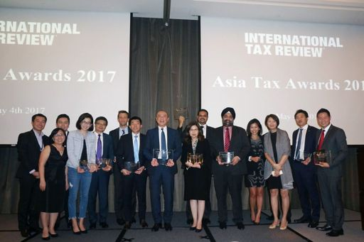 KPMG in Myanmar is the Tax Firm of the Year