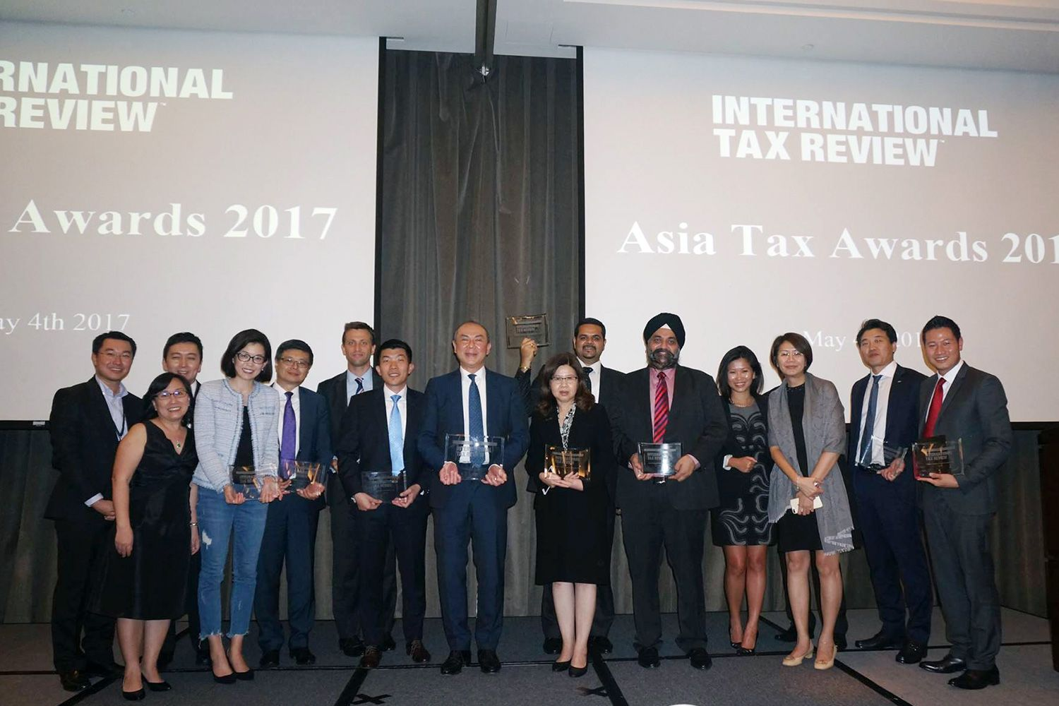 KPMG is the Tax Firm of the Year in Myanmar