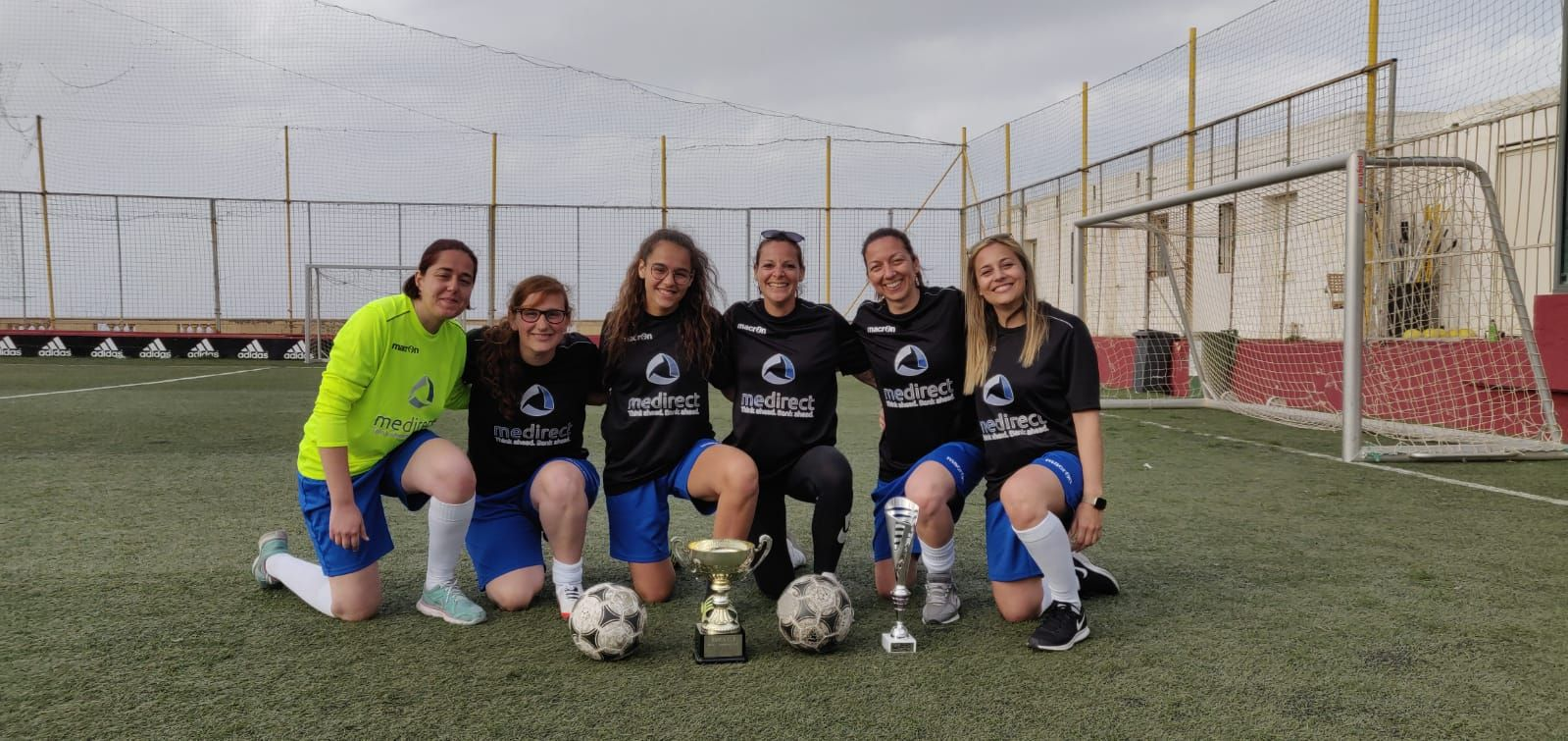 Banca Cup Women Winners