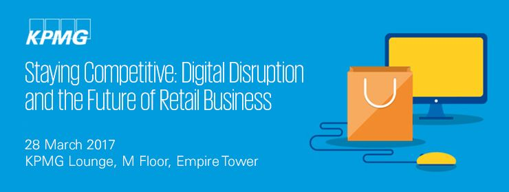 Staying Competitive: Digital Disruption and the Future of Retail Business