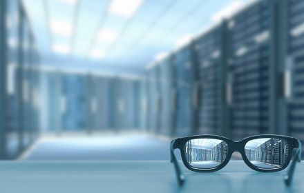 Fraud Barometer Data Trends - black-glasses-infront-of-servers