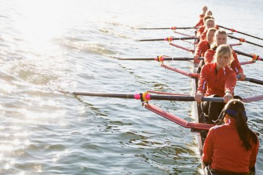 SMCR: What should firms be doing now? - rowing girls
