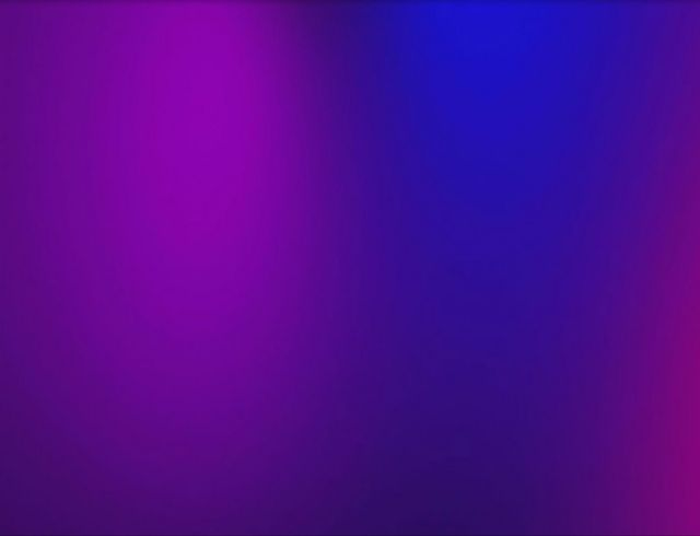 blue and purple gradient